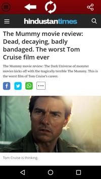 Movie Reviews- Bollywood and Hollywood screenshot 4