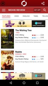 Movie Reviews- Bollywood and Hollywood screenshot 3