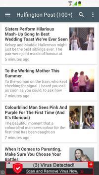 UK News screenshot 2