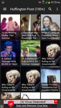UK News screenshot 5