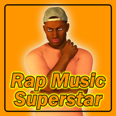 Rap Music Superstar Game icon