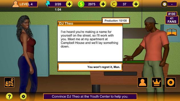 Rap Music Superstar Game screenshot 10