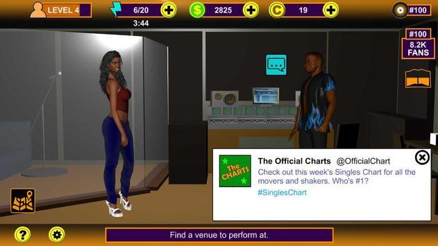 Rap Music Superstar Game screenshot 11