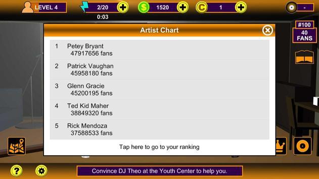 Rap Music Superstar Game screenshot 22
