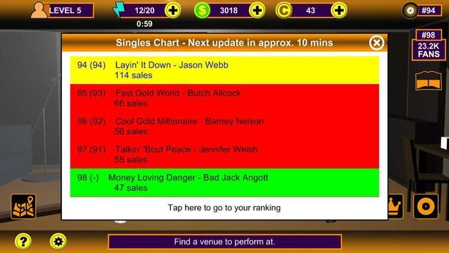 Rap Music Superstar Game screenshot 4