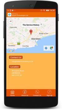 The Service History UK screenshot 6