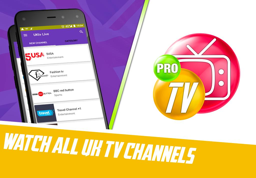 Uk Tv Pro Live for Android - APK Download