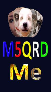 Funny Msqrd me poster