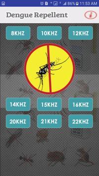 Dengue Mosquito - Anti Dengue Repellent Simulator poster