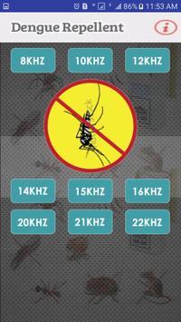 Dengue Mosquito - Anti Dengue Repellent Simulator screenshot 1