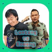 Lawak Lontong vs Komeng icon