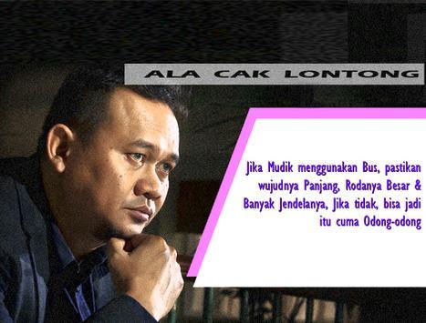 Lawak Lontong vs Komeng apk screenshot