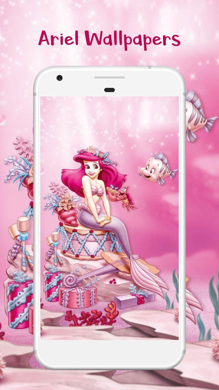 Android 用の プリンセスアリエルのhd壁紙 Apk をダウンロード