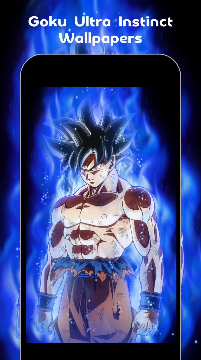 Goku Ultra Instinct Wallpapers Hd For Android Apk Download