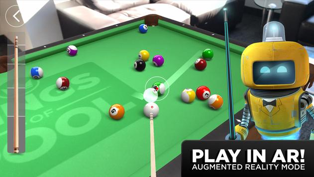 Kings of Pool - Online 8 Ball poster