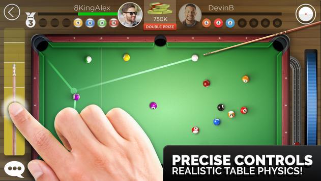 Kings of Pool - Online 8 Ball apk screenshot