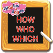 HOW / WHO / WHICH -English-UKG icon