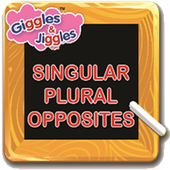 UKG- Singular Plural Opposites icon