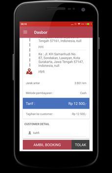 Driver U-JEK screenshot 3