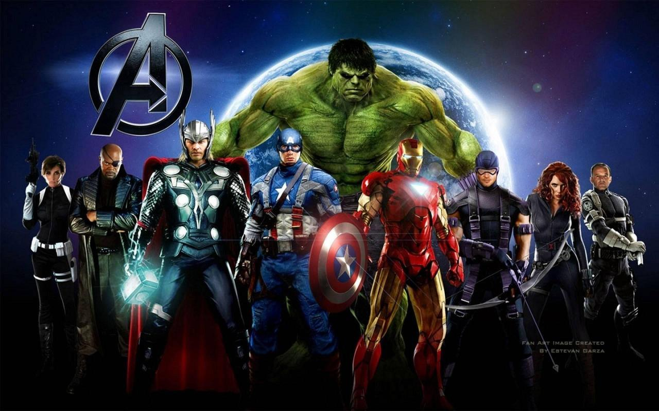 avengers wallpaper for android - apk download