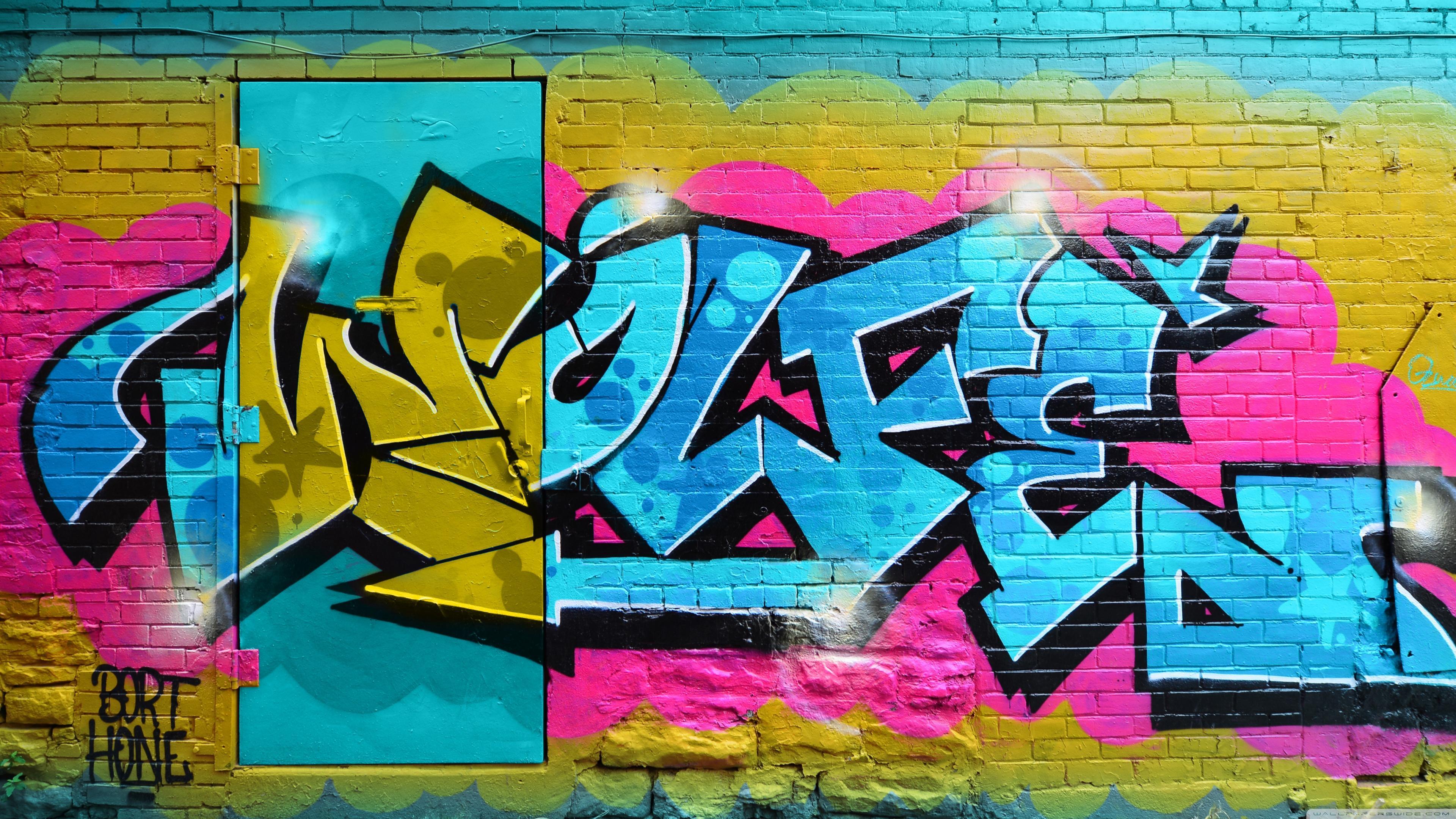 Graffiti Wallpaper 3D HD For Android APK Download