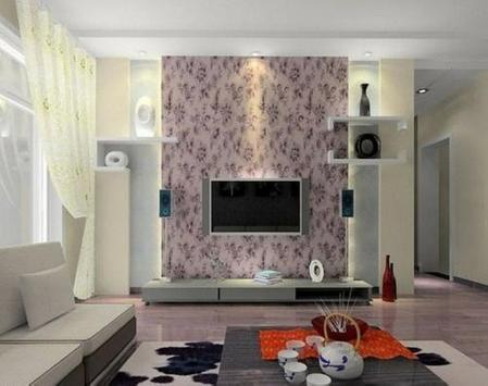 Home Design Wallpaper screenshot 1