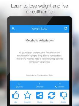 Fat Loss & Weight Management apk screenshot