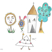 Triangle Story icon
