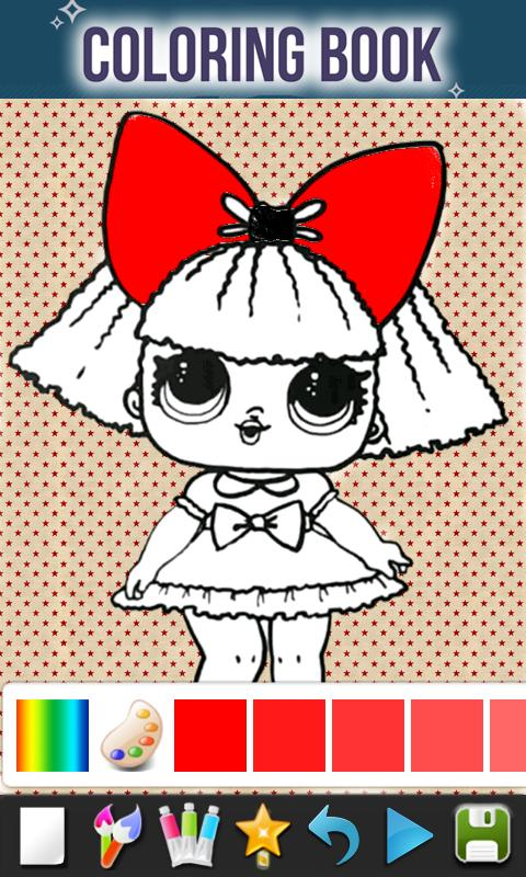 How To Color Lol Surprise Doll New Edition Para Android