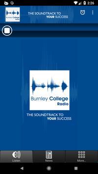 Burnley College Radio screenshot 1