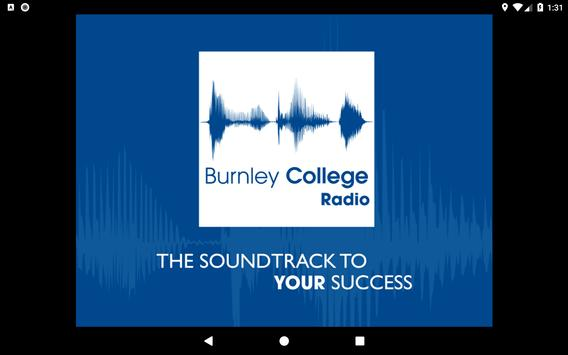 Burnley College Radio screenshot 3
