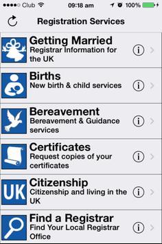UK Registrars screenshot 1