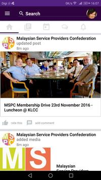 MSPC poster