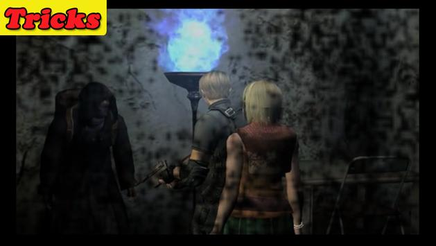 Great Tricks Resident Evil 4 apk screenshot
