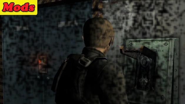Great Mods For Resident Evil 4 poster