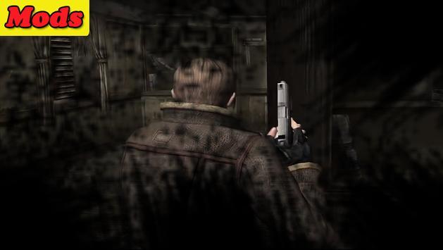 Great Mods For Resident Evil 4 apk screenshot