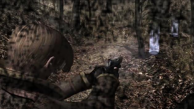 Great Cheats Resident Evil 4 apk screenshot