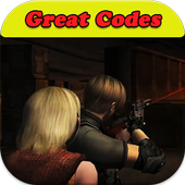Great Codes Resident Evil 4 icon