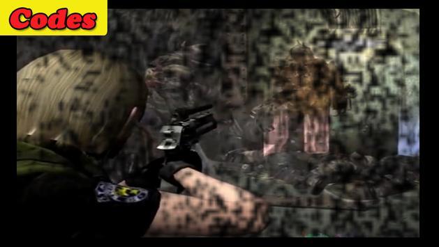 Great Codes Resident Evil 4 apk screenshot
