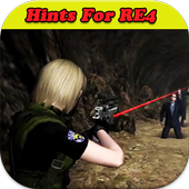 Great Hints Resident Evil 4 icon