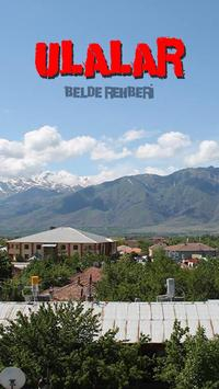 Erzincan Ulalar Belde Rehberi poster