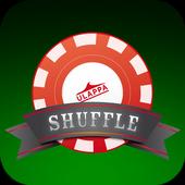 Ulappa Texas Hold'em Shuffle icon