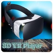3D VR Video Player icon