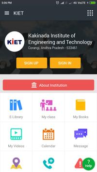 Kakinada Institute of Engineering and Technology screenshot 1