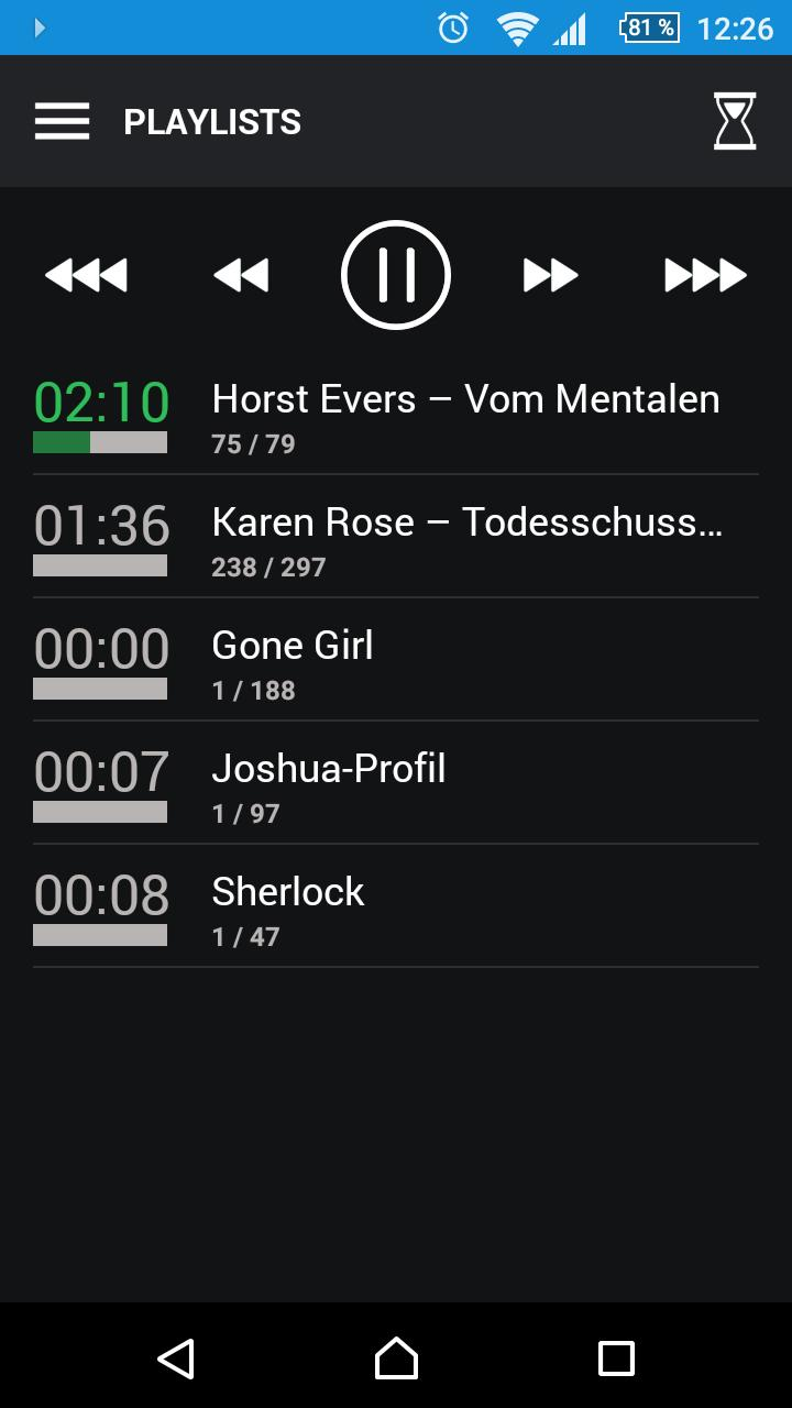 Audiobook Player for Spotify for Android - APK Download