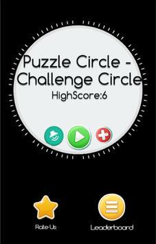 Puzzle Circle - Challenge Circle poster