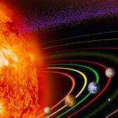 النظام الشمسي 3D مجانا أيقونة