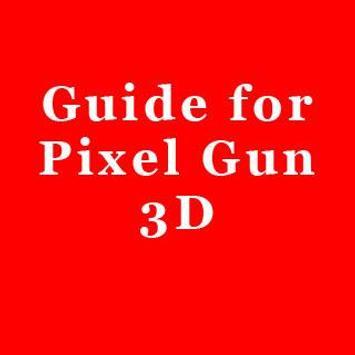 Cheats for Pixel Gun 3D apk screenshot