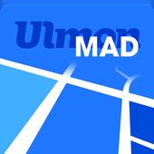 Madrid Offline City Map icon