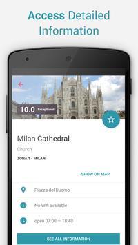 Milan screenshot 1